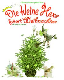 Bild: Die kleine Hexe feiert Weihnachten - Das weihnachtliche Familientheater-Erlebnis