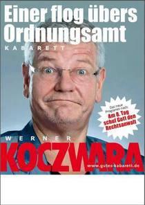 Bild: Werner Koczwara - Einer flog �bers�Ordnungsamt