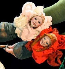 Bild: Schneeweißchen und Rosenrot - Gastspiel: Theater Anke Berger, Braunschweig
