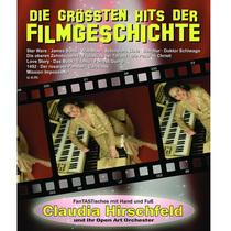 Bild: Die gr��ten Hits der Filmgeschichte - Claudia Hirschfeld und ihr Open Art Orchester