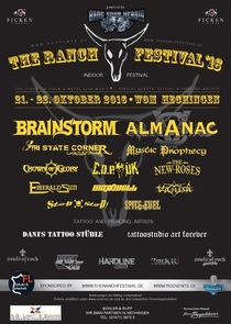 Bild: The Ranche Festival: Tagesticket Samstag | Live Acts - Tattoo & Piercing Artists - Live DJ