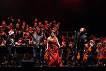 Bild: ORSO - Rock Symphony Night - Rockin� Xmas - Die groovige Weihnachtsshow