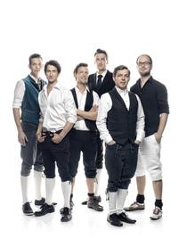 Bild: HMBC - Das gro�e Fest der VolXmusik - mit HOLSTUONARMUSIGBIGBANDCLUB Support: Die Fexer + Die Brasserie