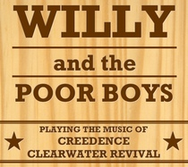 Bild: Willy and the poor Boys - Songs of CCR