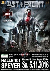 Bild: Ultra Tour 2016 - specz. guests: Krankheit