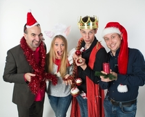 Bild: Improvisationstheater Springmaus - Merry Christmaus 2016