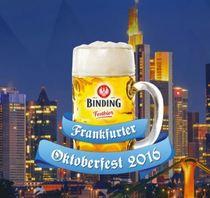 Bild: Frankfurter Oktoberfest 2016 - Almabtrieb mit der Frankfurter Oktoberfest Band