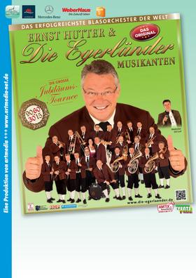 Bild: Ernst Hutter & Die Egerl�nder Musikanten - Das Erfolgreichste Blasorchester der Welt ***