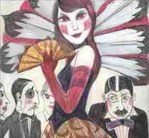 Bild: Die Cs�rd�sf�rstin - Operette von Emmerich K�lm�n