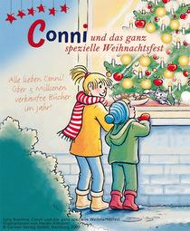 Bild: Conni und das ganz spezielle Weihnachtsfest - nach: Julia Boehme