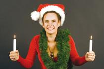 Bild: Nessi Tausendschön - Weihnachtsfrustschutz. Das Programm zur Saison
