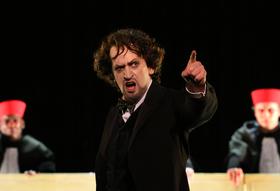 Bild: Shylock! - Musical in zwei Akten von Stephan Kanyar