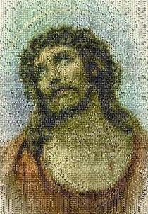 Bild: Nipple Jesus - w�rttembergische landesb�hne