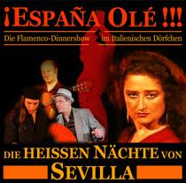 Bild: ¡España Olé! - Flamenco-Dinnershow - Die heißen Nächte von Sevilla.