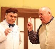 """Bild: Theaterst�ck """"Bergkristall"""" - Kom�die in 3 Akten von Albin Braig"""