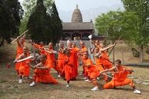 Bild: Die Meister des Shaolin Kung-Fu - Die R�ckkehr der M�nche - Tour 2017