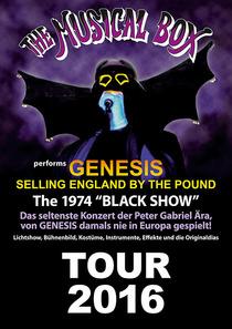 "Bild: The Musical Box - performs Genesis ""Black Selling Show"""
