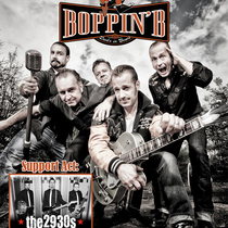 Bild: Rock�n�Roll Advent - Boppin' B & Special Guest: The 2930s