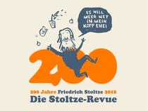 Bild: Es will merr net in mein Kopp enei! - Die Stoltze-Revue - mit der Fliegende Volksb�hne und Michael Quast.