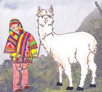 Bild: Ein Filou in Peru - SINGSPIEL der Pestalozzi Schule Eisenh�ttensatdt