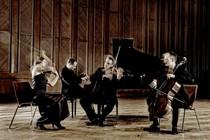 Bild: Faur� Quartett - S�ckinger Kammermusik-Abende - Jubil�ums-Saison 2016/17 zum 70. Zyklus