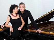 Bild: Pianoduo Tal & Groethuysen - S�ckinger Kammermusik-Abende - Jubil�ums-Saison 2016/17 zum 70. Zyklus