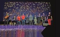 Bild: Schwoba Komede - Bronnweiler Weiber, Hillus Herzdropfa, Kehrwoch Mafia, Markus Zipperle, Alois und Elsbeth Gscheidle, Wulf Wager
