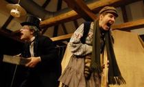 Bild: Die Geister sind los - Die Kinderfassung der Weihnachtsgeschichte von Charles Dickens, ein ganz besonderes Weihnachtserlebnis f�r Kinder ab 5 und die g