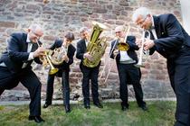 Bild: Gro�es Silvesterkonzert - Rennquintett und Robert Sattelberger, Orgel