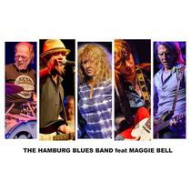 Bild: The Hamburg Blues Band feat. Maggie Bell & Krissy Matthews - Friends for a Lifetime Tour