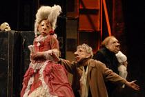 Bild: Teatro Delusio - Theaterst�ck mit Masken und ohne Worte von mit der Familie Fl�z