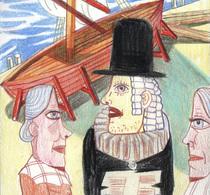 Bild: Zar und Zimmermann - Komische Oper von Albert Lortzing