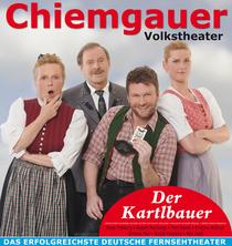 Bild: Chiemgauer Volkstheater - Der Kartlbauer - mit Mona Freiberg, Tom Mandl, Kristina Helfrich, Rupert Pointvogl u.a.