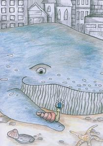 Bild: Die Schnecke und der Buckelwal - Nach dem Bilderbuch von Axel Scheffler und Julia Donaldson