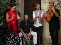 """Bild: �Flamenco en vivo! - Anette Darda """"La Maruja"""" y grupo"""