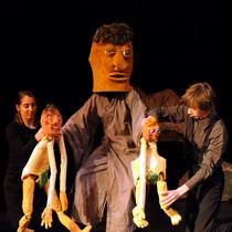 Bild: Ich nenne es: den Anfang - Brandenburger Figurentheaterfestival 2016