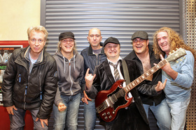 Bild: AB/CD - a tribute to AC/DC