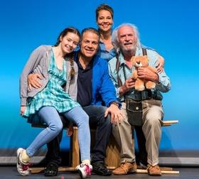 Bild: Honig im Kopf - mit Karsten Speck, Achim Wolf und Ensemble