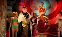 """Bild: Traumtheater Salom� - mit dem neuen Programm """"Das sch�ne Spiel..."""""""