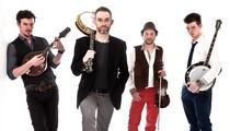 Bild: We Banjo 3 - The Irish Folk Music Sensation