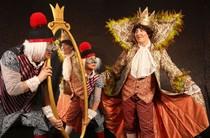 Bild: Des Kaisers neue Kleider - M�rchenzauber nach H. C.  Andersen mit dem Theater Mimikri f�r Kinder ab 5