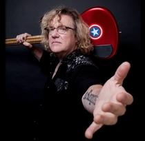 Bild: Stu Hamm Band - Support: Jeff Aug