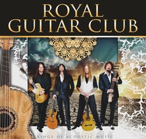 Bild: Royal Guitar Club - Virtuosit�t auf 25 Saiten