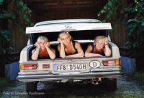 Bild: 30 Jahre Wellk�ren - das Jubil�umsprogramm - Burgi, B�rbi und Moni Well