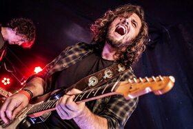 Bild: Rory Gallagher Weekend F�rth 2016 - mit The Aiden Pryor Band, Cork u.a.