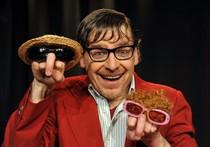 Bild: G�nter Fortmeier - Hands-Up-Comedy � Fingerfood f�rs Zwerchfell