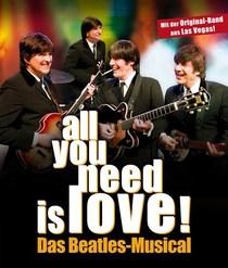 Bild: all you need is love! - Das Beatles-Musical