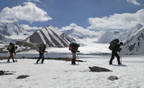 Bild: Karakorum Vortrag: Michael Beek - Expedition in den unbekannten Karakorum
