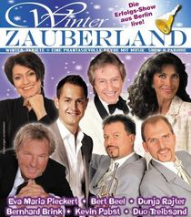 Bild: Winter-Zauberland - Die Erfolgs-Show aus Berlin Live - Mit Stargast Bernhard Brink