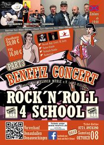 Bild: a strong Rockabilly Night part 3 - Benefizkonzert zu Gunsten der Feldner M�hle